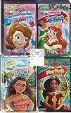 Princess Grab n Go Play Packs (12 Pack) Party Favors Moana, Sofia the first, Elena of Avalor, Ariel, Cinderella, Tiana