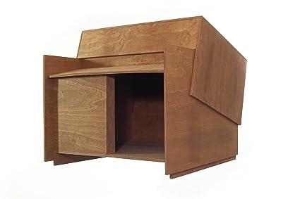 Caseta de perro Villacan (78x78x55cm, marrón)