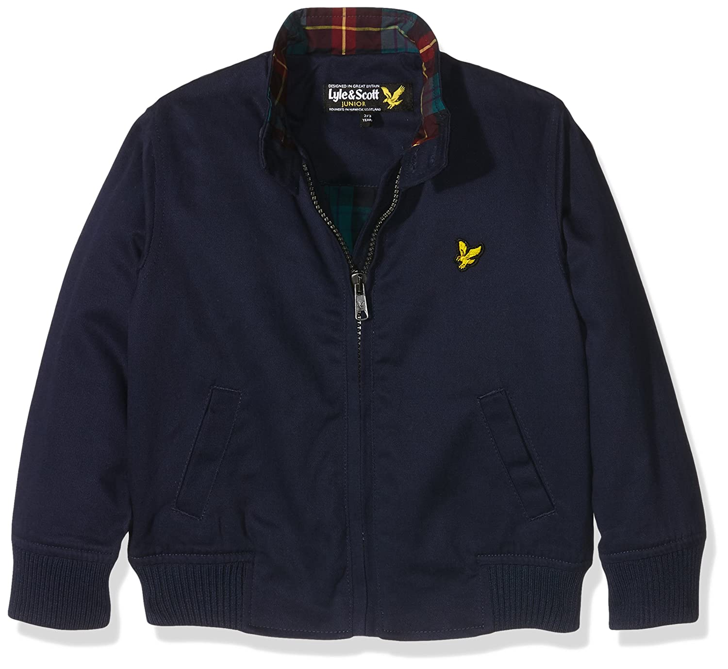 Lyle & Scott Jungen Jacke Harrington