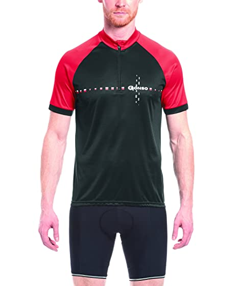 Gonso Herren Warthe He Bike Shirt: : Sport & Freizeit