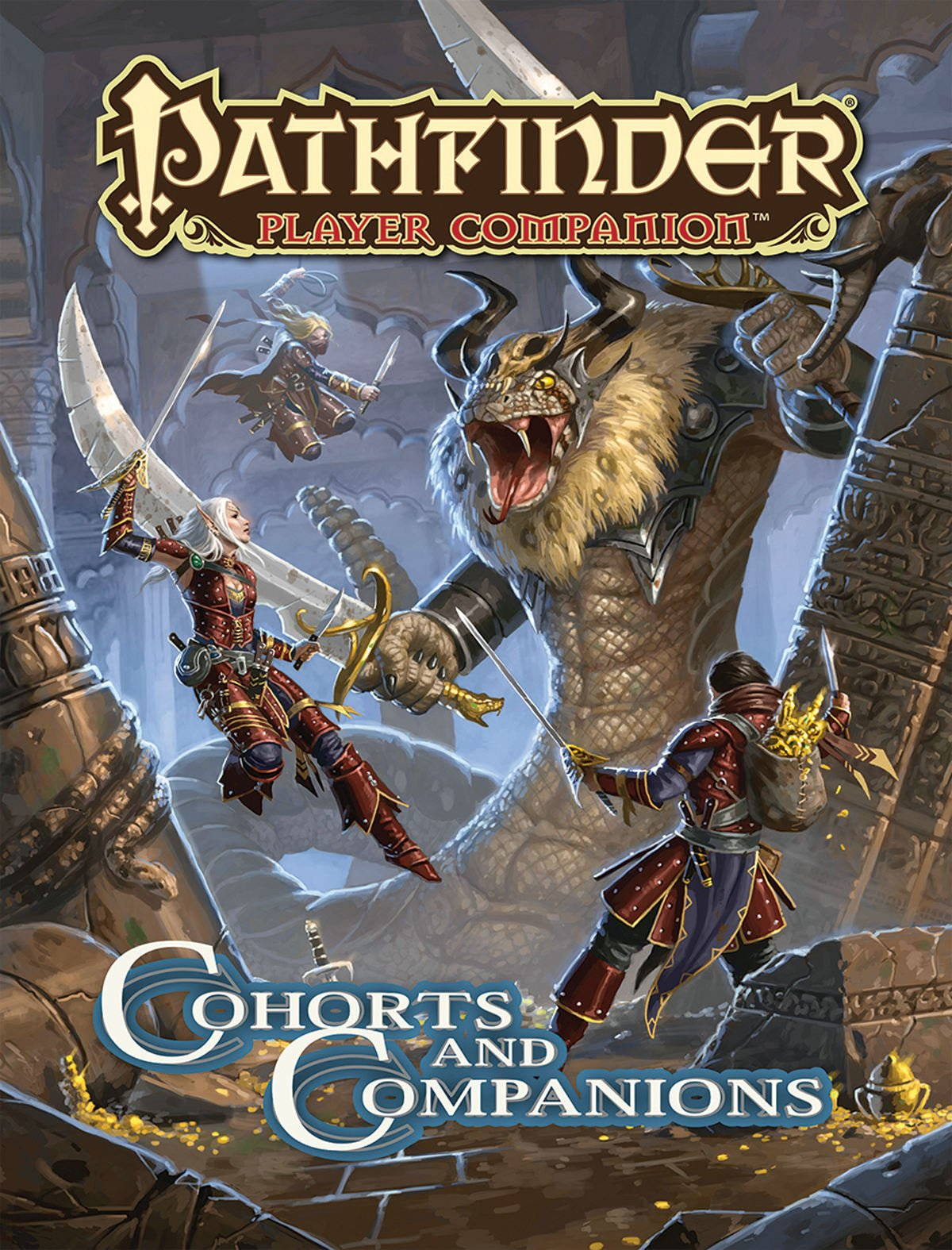 Pathfinder Player Companion: Cohorts & Companions