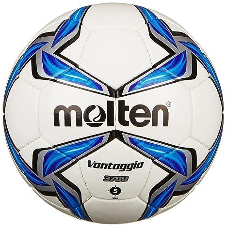 MOLTEN Fußball F5V3700 - Balón de fútbol, Color Multicolor (weiß ...