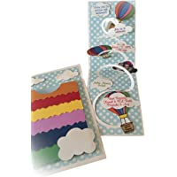 Rainbow Spiral Pop-Up Invitations - 25 pack