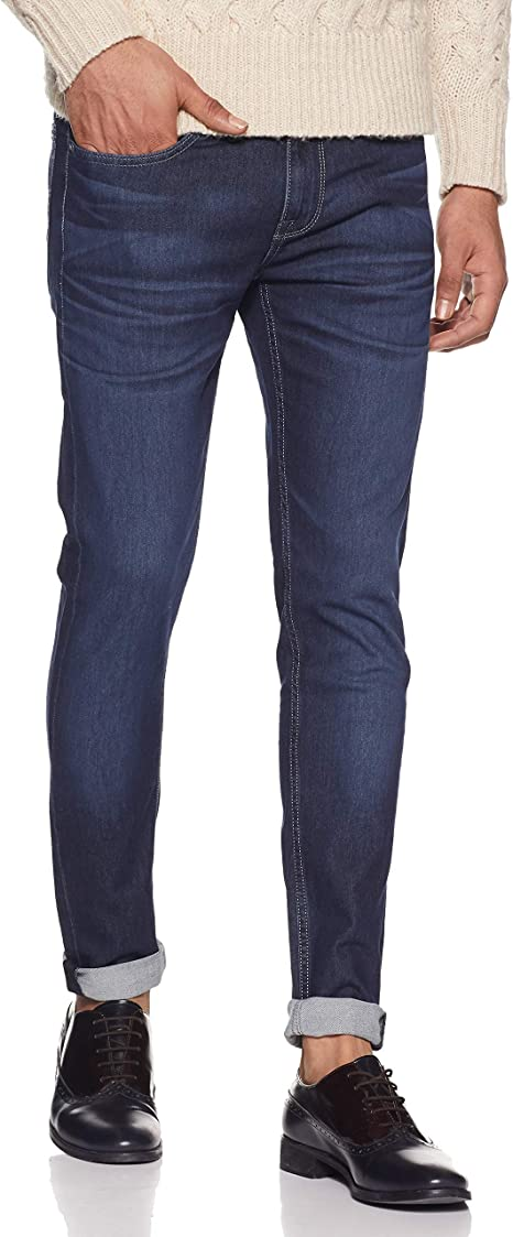 Pepe Jeans Men's Slim Fit Jeans Men's Jeans at amazon
