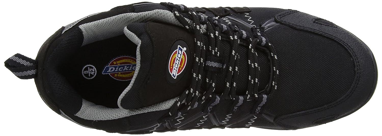 Dickies Sicherheitsturnschuh Super Safety Tiber S3 schwarz 43 BK 9, 9, 9, FC23530  9df2b6