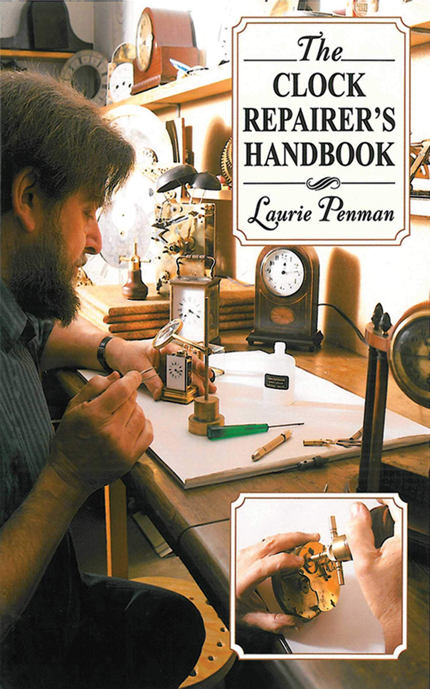 The Clock Repairer's Handbook (English Edition)