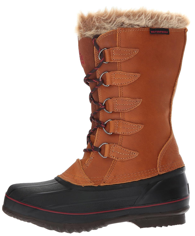 Kodiak Women's Skyla Snow Boot B01EL8OMUA 8 B(M) US|Caramel