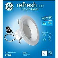 GE Lighting 68579 LED Refresh HD 10-Watt 700-Lumen 6