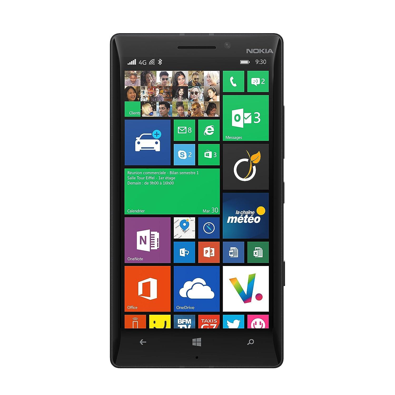 Nokia Lumia 930 - Smartphone libre Windows Phone (pantalla 5