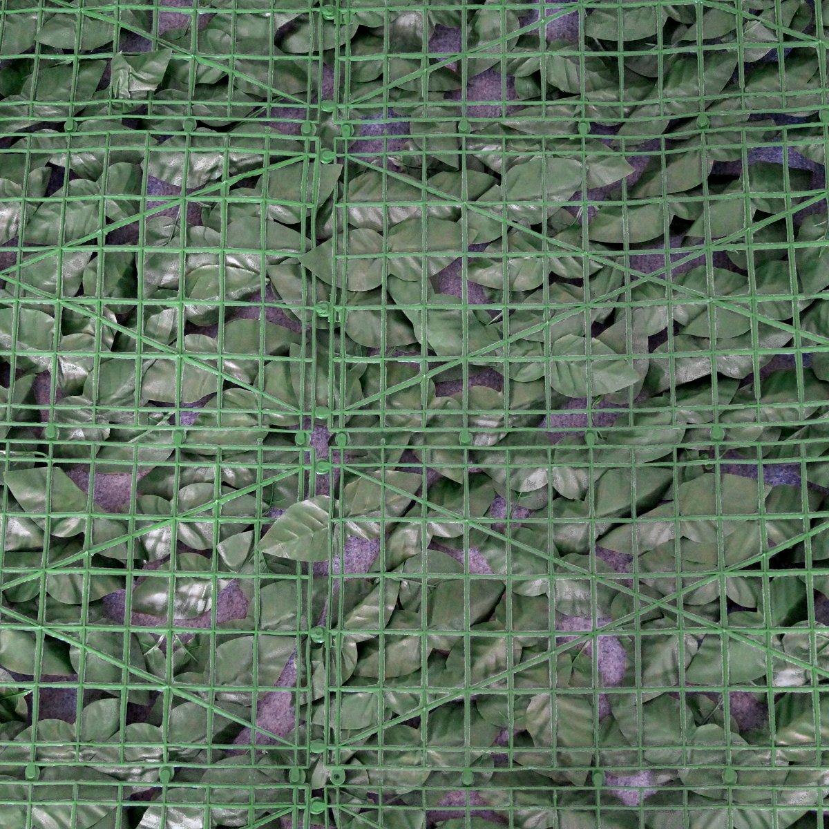 Wiltec Sichtschutznetz Bl A Tteroptik 300cm X 100cm Mauerabdeckung