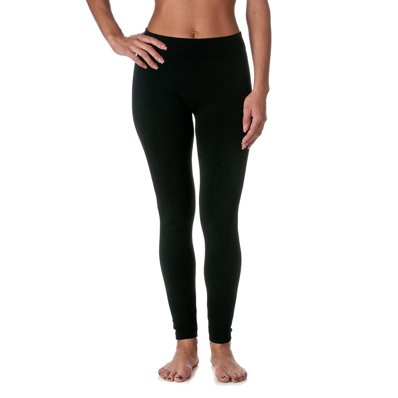 647fcebac56e8 Top10: Fashion MIC Yelete Womens Fleece Lined Seamless Leggings (Black, One  Size)