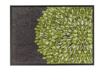 Bevorzugt Schöner Wohnen Fußmatte BROADWAY | grün - 50 x 70 cm: Amazon.de HN94