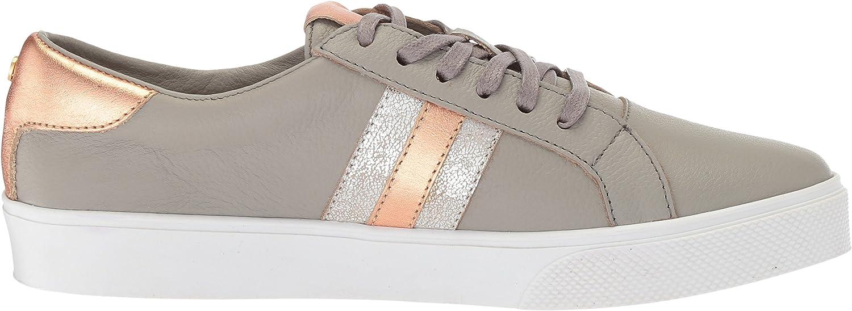 KAANAS Women's Tatacoa Contrast Stripe Sneaker Cement