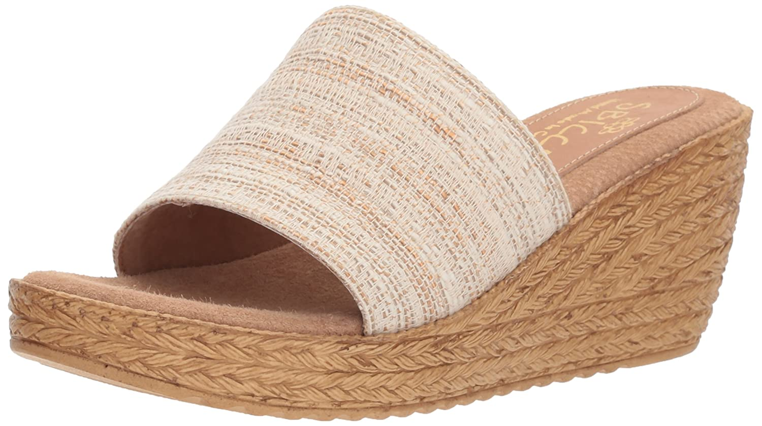 Sbicca Women's Fairy Slide Sandal B0765RJMZF 6 B(M) US|Natural