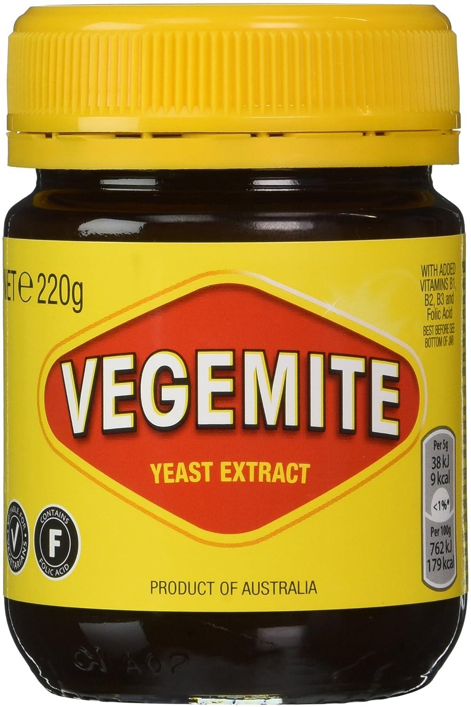 Vegemite 220g - Two Pack, Australian Import