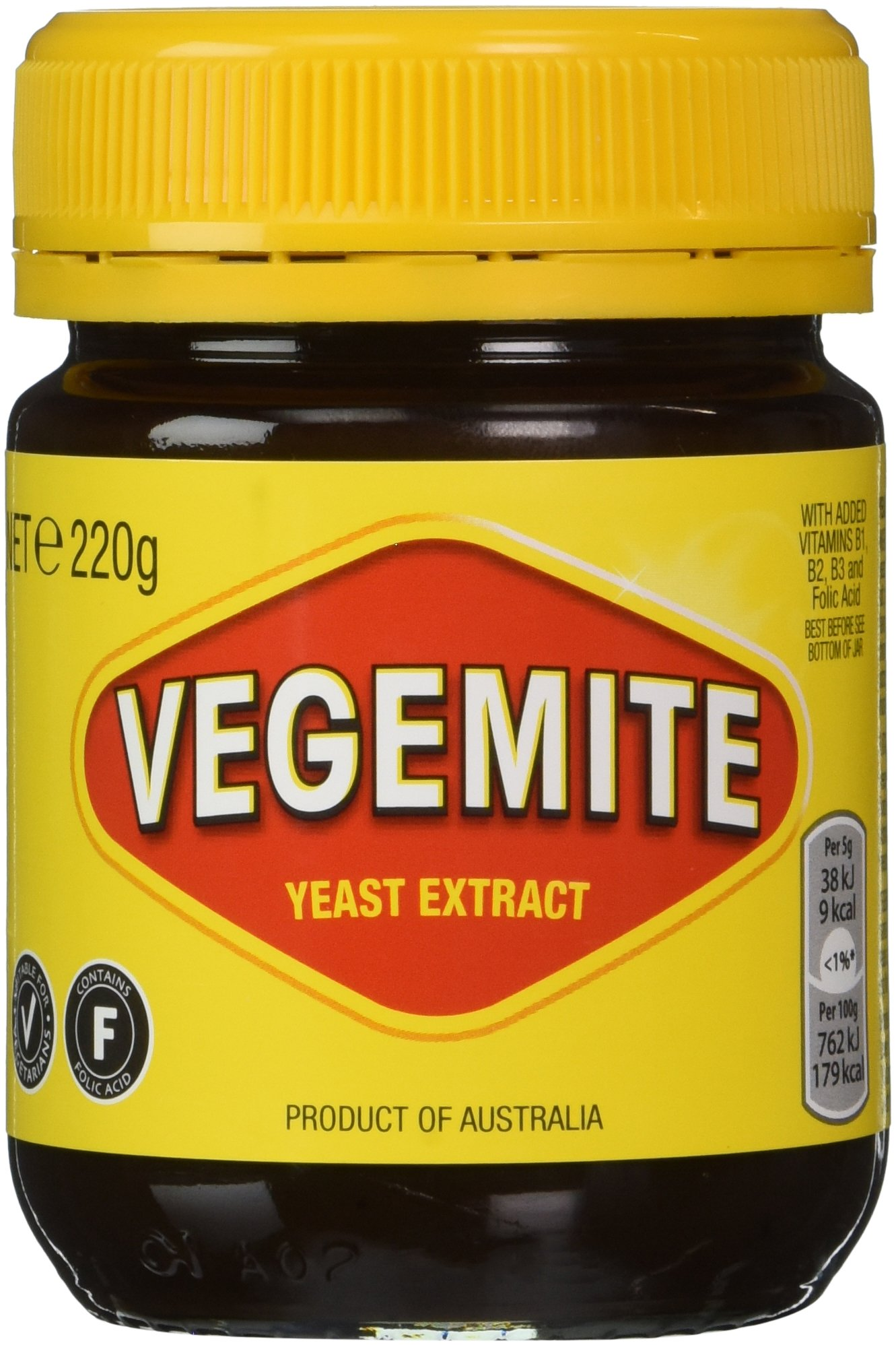 Vegemite 220g - Two Pack, with Amazon Prime, Australian Import