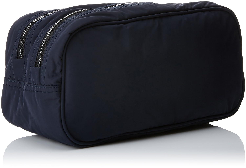 ECOALF New Wash Bag Man, Mochila Unisex Adulto, Azul (Deep Navy) 12x13x25 cm (W x H x L): Amazon.es: Zapatos y complementos