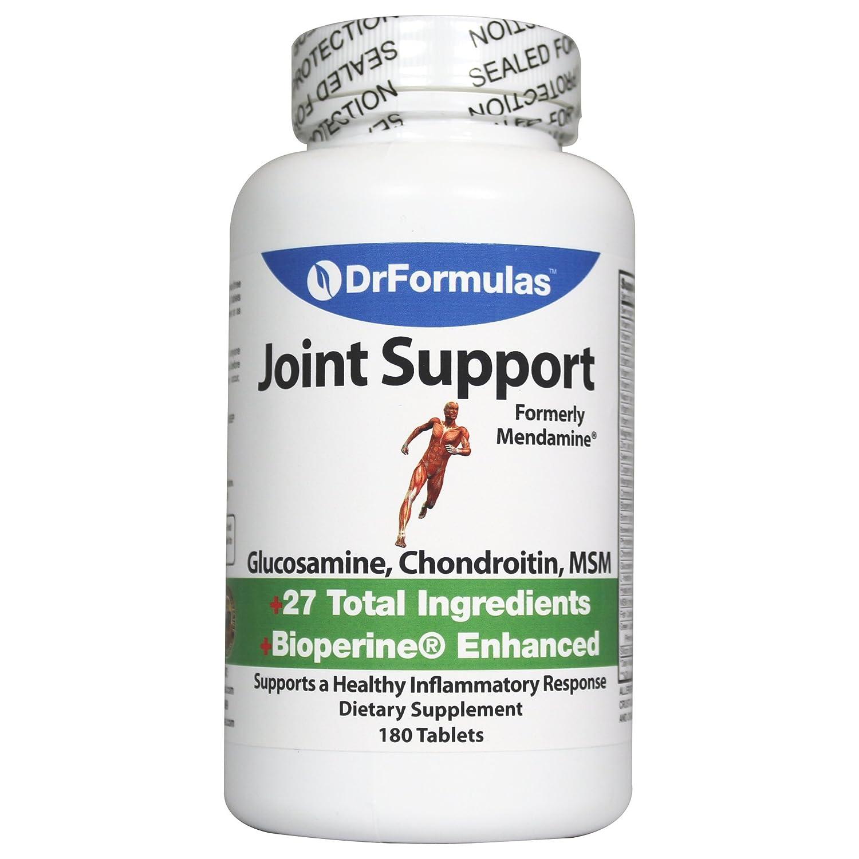 Amazon DrFormulas Joint Support Supplements For Men & Women