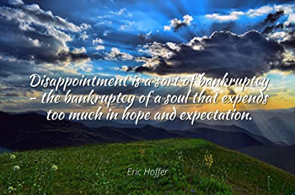 Amazoncom Eric Hoffer Famous Quotes Laminated Poster Print 24x20