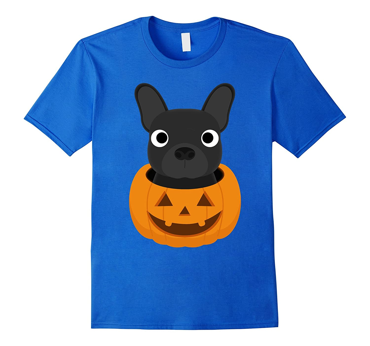 4509cab6 Halloween costume gifts French bulldog dog lover t shirt-ANZ ...