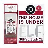 Pearhead Survelliance Plaque Elf Surveillance Light