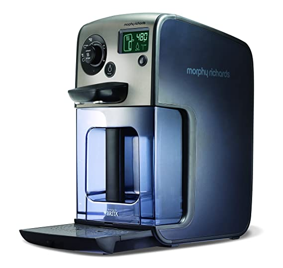 Morphy Richards 131000 - Dispensador de agua Negro, Gris: Amazon.es: Hogar