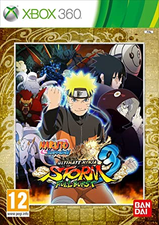 Amazon.com: Naruto Ultimate Ninja Storm 3: Full Burst (Xbox ...