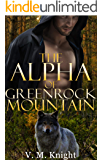 The Alpha of Greenrock Mountain: A MM Shifter Mpreg Omegaverse Romance Novella