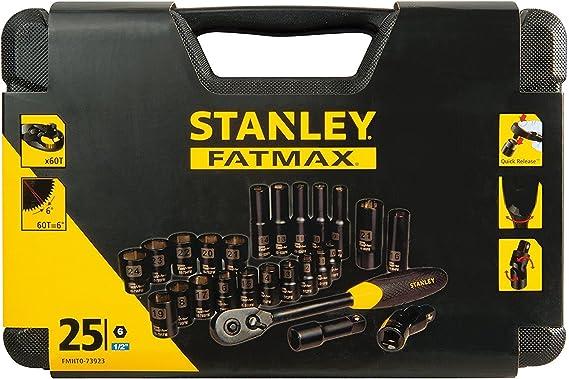 STANLEY Estuche 25 piezas, FMHT0 – 73923: Amazon.es: Bricolaje y herramientas