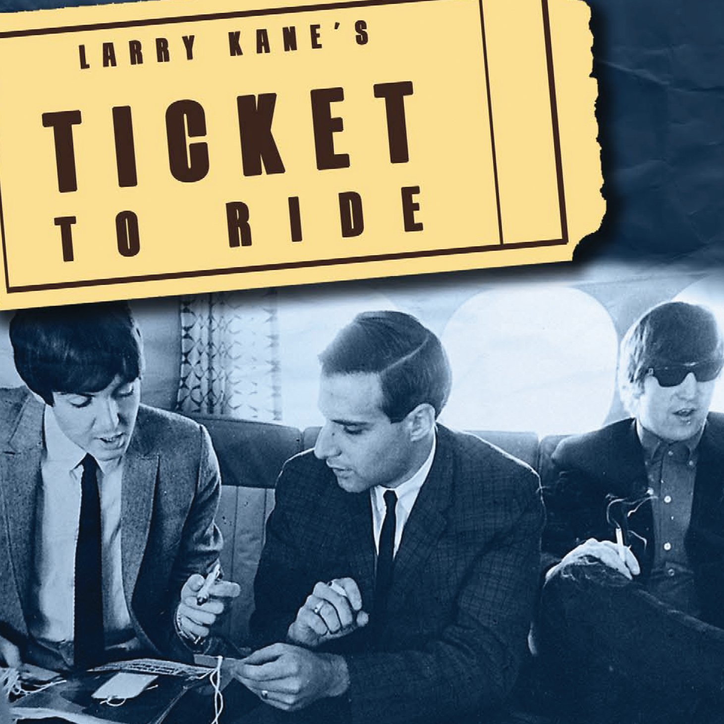 Vinilo : The Beatles - Larry Kane's Ticket to Ride (LP Vinyl)