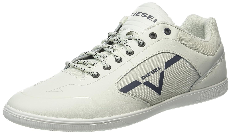 (ディーゼル) DIESELメンズ スニーカー HAPPY HOURS S-AARROW - sneakers B01NBB2KMV 28.5 cm|ホワイト