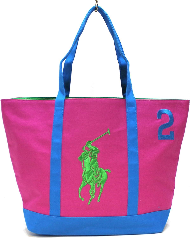 Ralph Lauren - Bolso de tela para mujer: Amazon.es: Equipaje