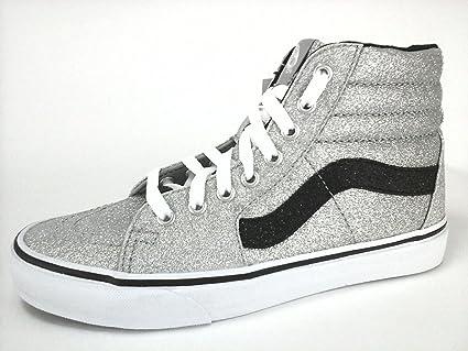 Vans Shoes   Vans Sparkly Glitter Shoes   Color: Silver