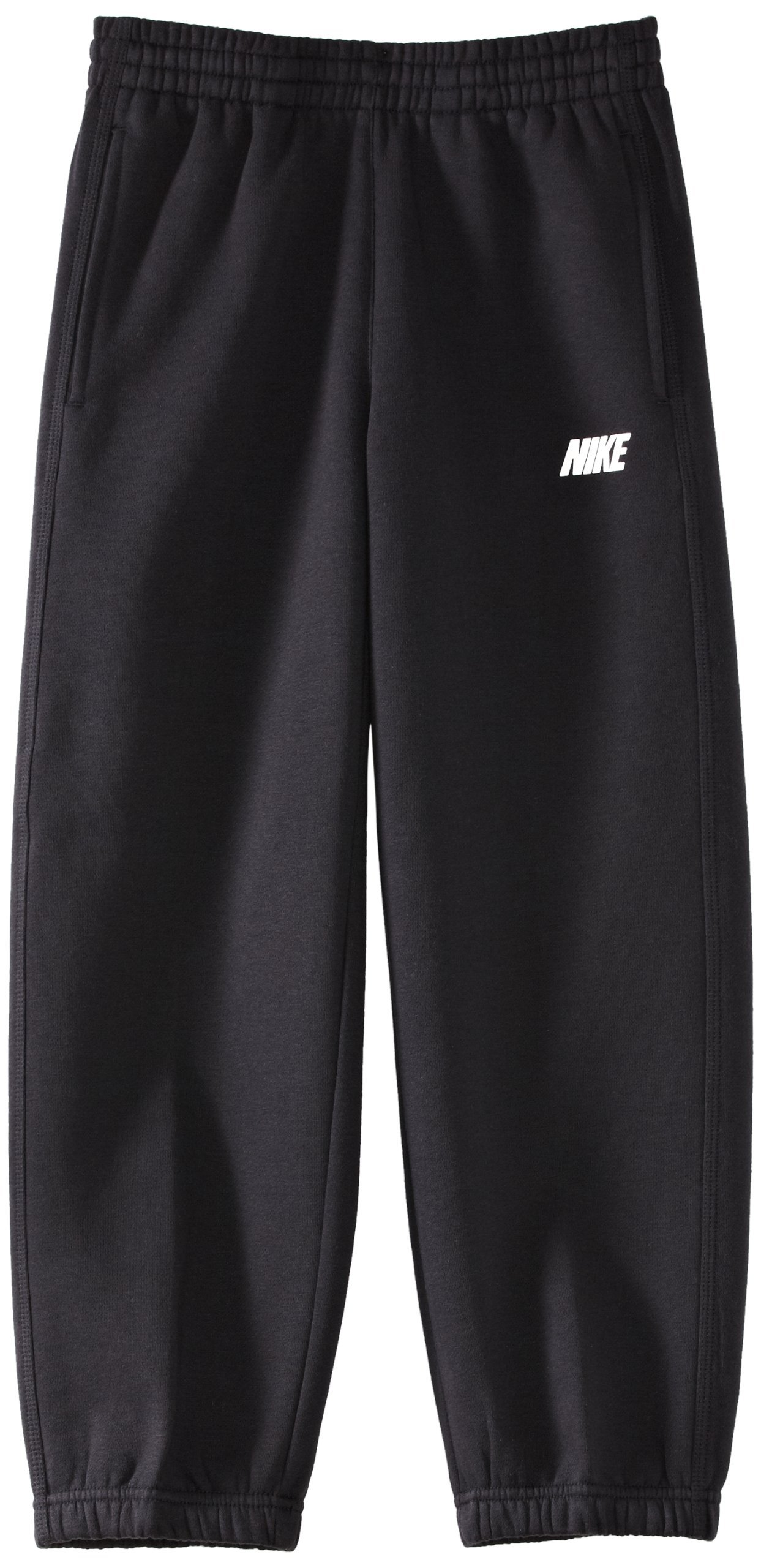 Nike Boys' N45 Bf Cuff Trousers Medium Black/White