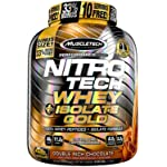 Nitro Tech Isolate Gold (4Lbs), Chocolate, Muscletech