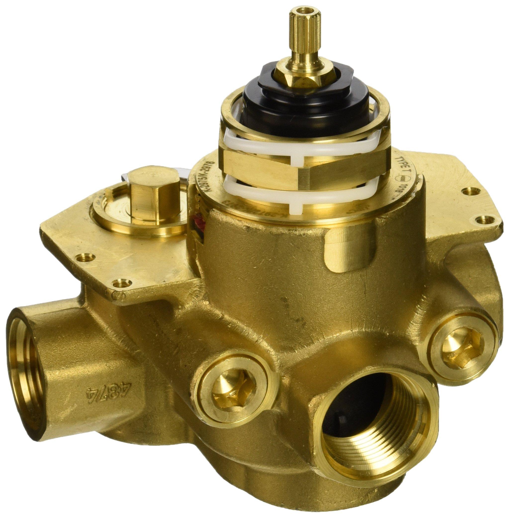 Kohler  K2975KSNA Master Shower Thermostatic Valve - K-2975-KS-NA