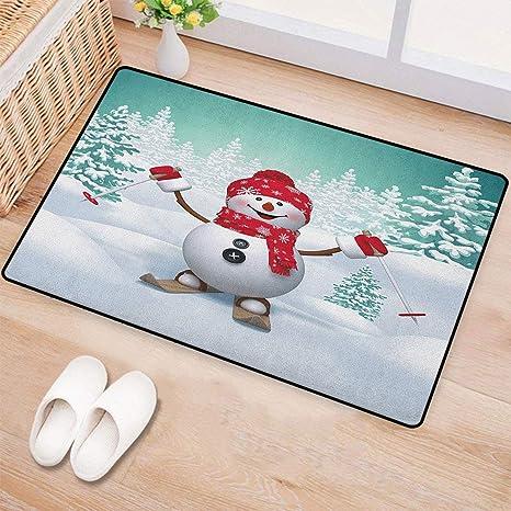 Amazon.com: Esterilla para puerta de Navidad, interiores ...