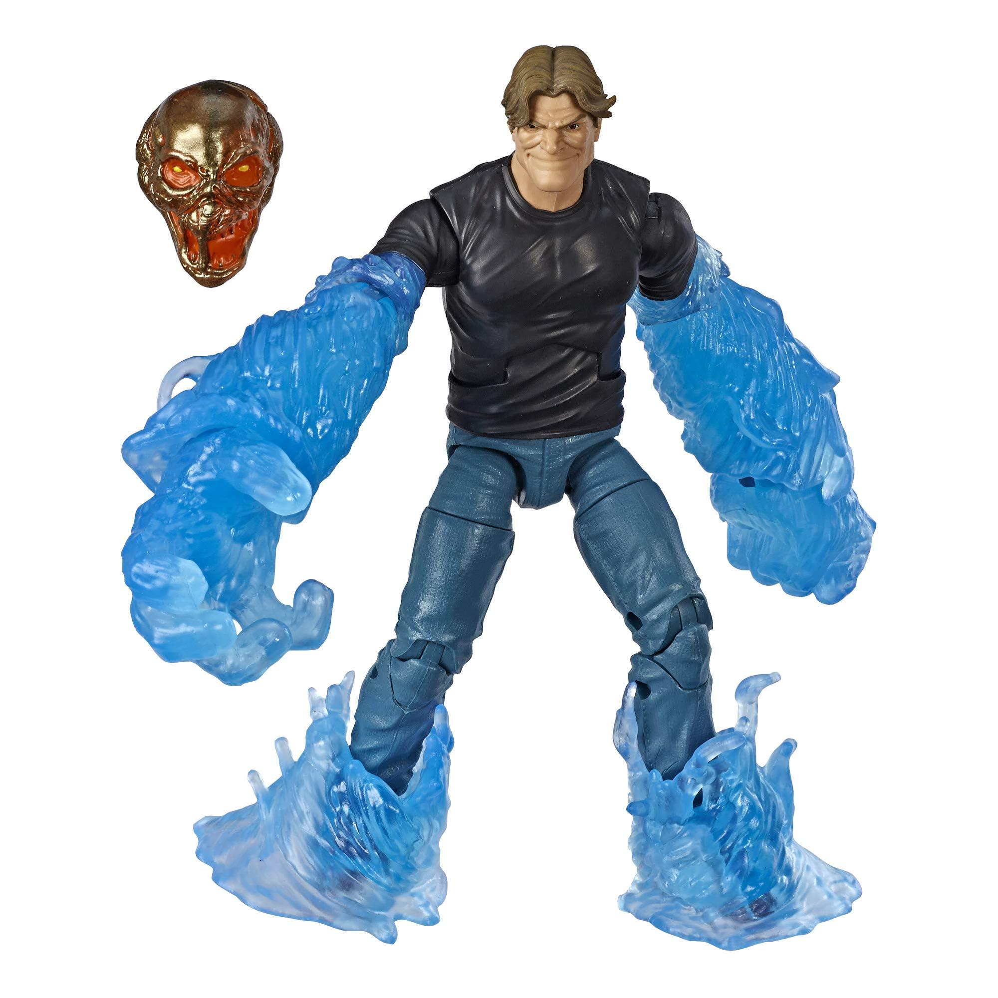 Spider-Man Marvel Legends Series 6'' Hydro-Man Collectible Figure