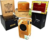amazon com great 2 5 watt parts only cigar box amplifier kit Crate Guitar Amp Wiring Diagram cigar box amplifier kit with wooden cigar box, hardware and how to guide!