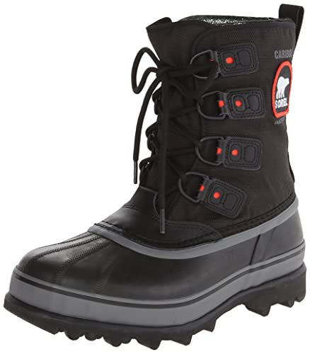 Amazon.com | Sorel Men's Caribou Extreme Snow Boot | Snow Boots