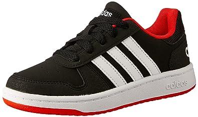 Adidas Hoops 2.0, Zapatos de Baloncesto Unisex Niños: Amazon.es ...
