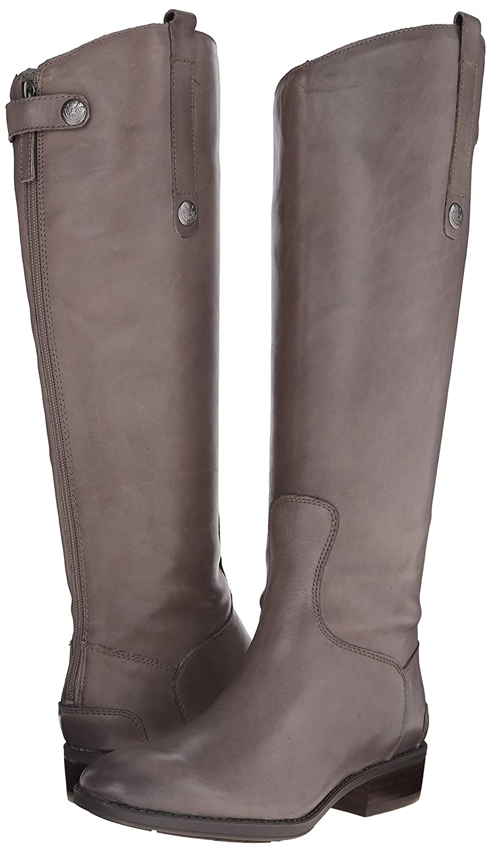 Sam Edelman Women's 4.5 Penny Riding Boot B00WDVSFMY 4.5 Women's B(M) US|Grey Frost 3b425b