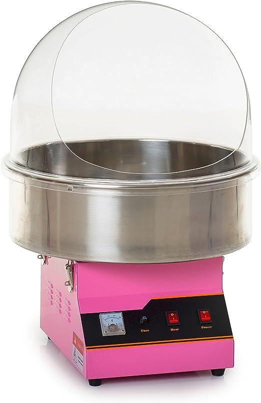 Pajoma 07751 - máquina de algodón de azúcar con una cúpula, de 50 ...