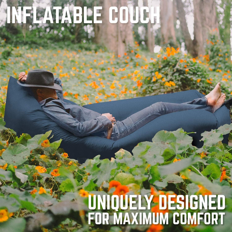 Garten Gadget: Luft Sofa Couch