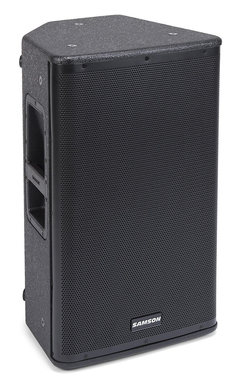 Samson RSX112A - 1600W 2-Way Active Loudspeaker by Samson Technologies