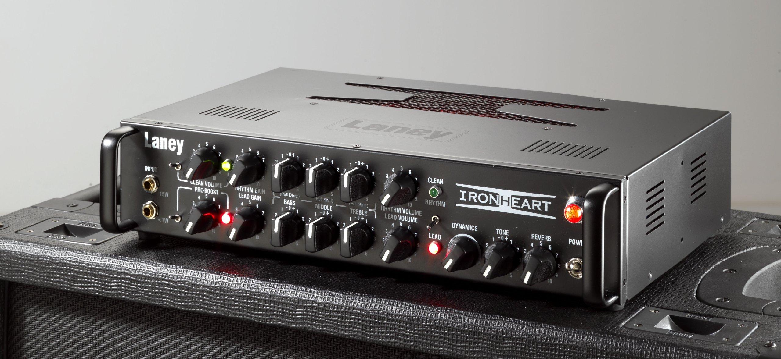 Laney Amps IRT-Studio Guitar Amplifier Head