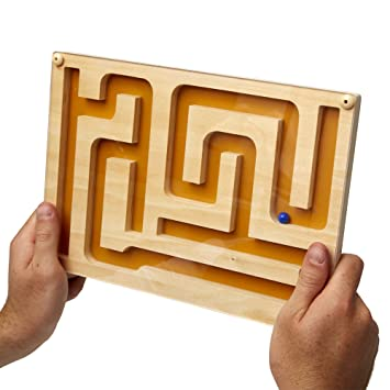 Track Maze Marble Game by Active Minds   Specialist Alzheimers/Dementia Games & Resources for