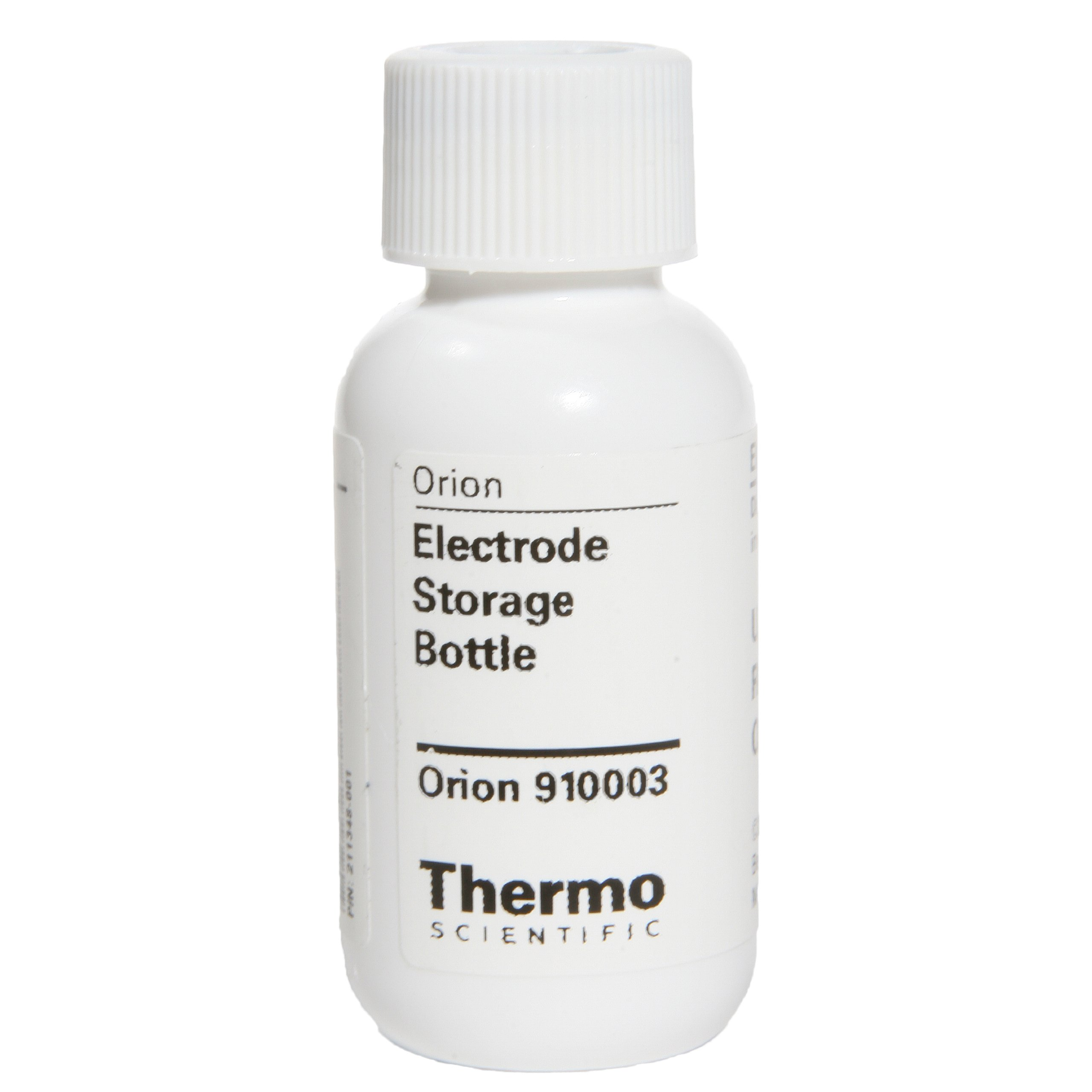 Thermo Scientific Orion 910003 Electrode Storage Bottle, with Screw Cap for 12mm Electrodes