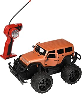 Amazon Com Liberty Imports R C Monster Pickup Truck Remote Control