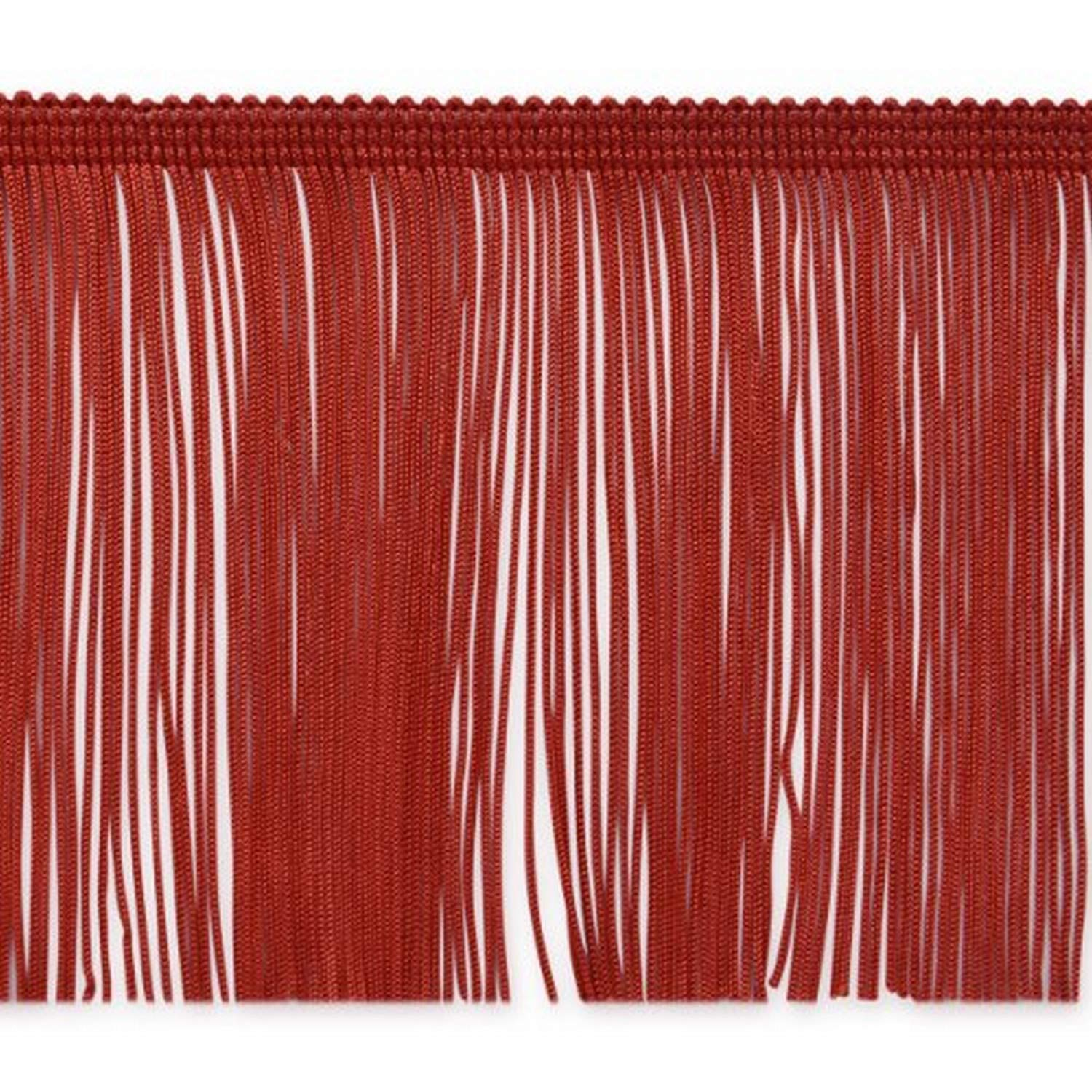 Expo International 5 Yards of 4 Chainette Fringe Trim Plum